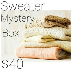 Sweater Mystery -Reseller Box